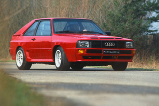 Audi Sport quattro