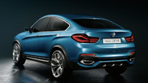 BMW X4 concept leaked photo 04.3.2013