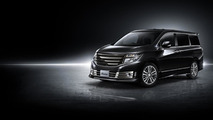 Nissan ELGRAND Rider High Performance Spec Line Black Line