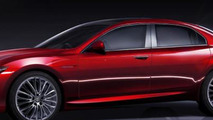2014 Alfa Romeo Giulia variants rendered