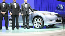 Ford Mondeo and C-Max Unveiled