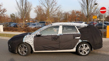 2017 Hyundai i30 CW spy photo