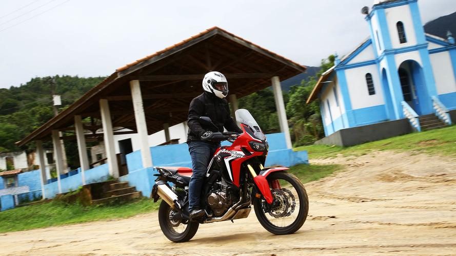 Avaliação Honda CRF1000L Africa Twin - Camelo de aço