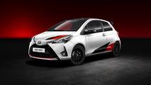 Plus de 200 ch pour la Toyota Yaris à Genève