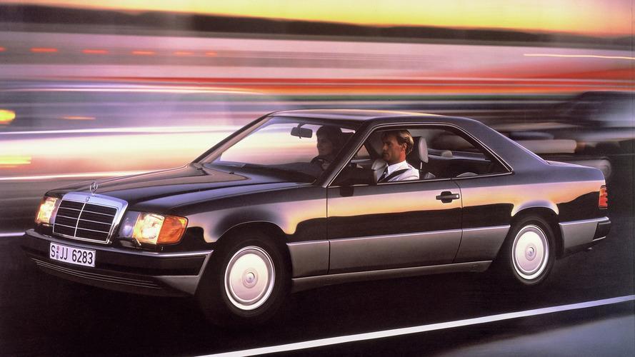 Mercedes C 124 series celebrates 30th anniversary