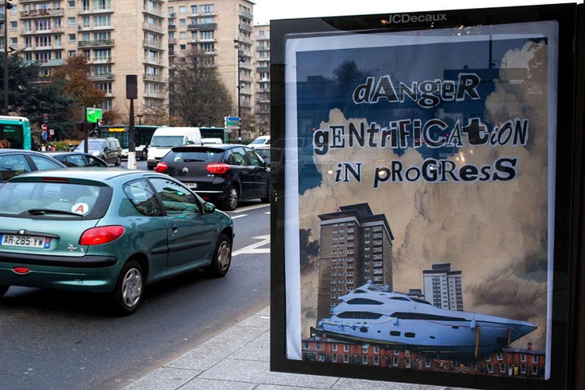 Fake Ads Mock Paris Climate Change Conference