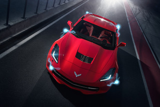 Could Chevrolet's Latest Trademark Signify an Electric Corvette?
