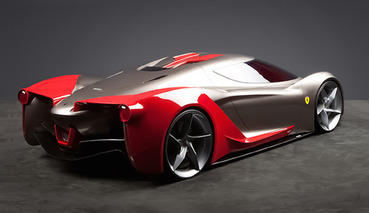 12 Ferrari Concept Cars That Could Preview the Future of the Brand