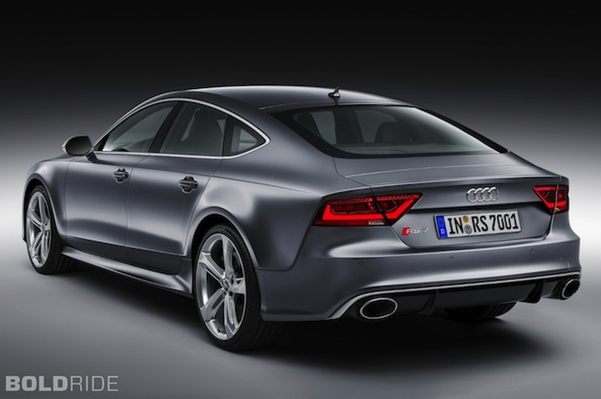 This Is The 2014 Audi RS 7 Sportback; Sell Your Children