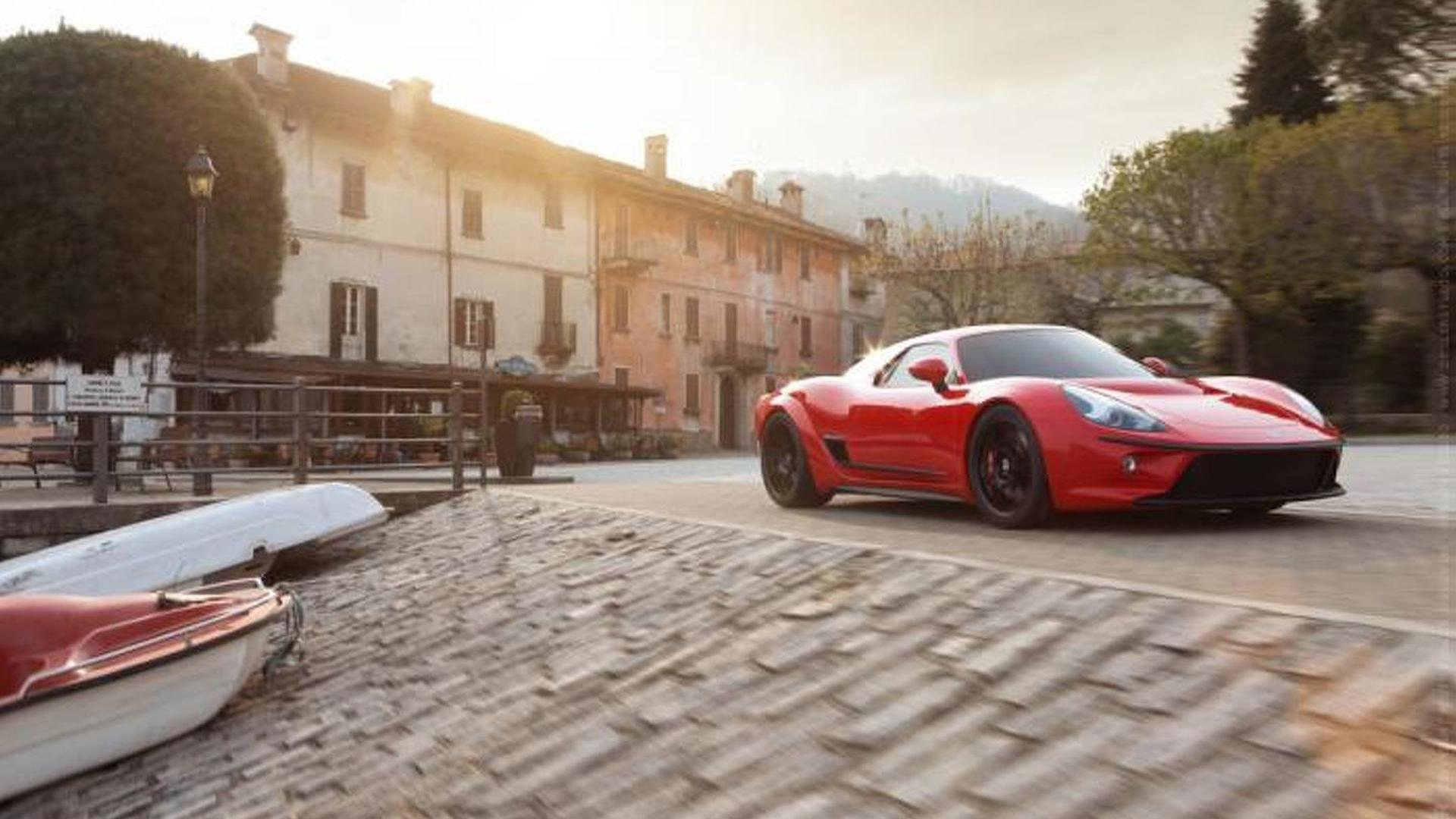 ATS 2500 GT revealed with 640 PS+ V8 engine
