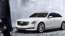 2016 Cadillac CT6 leaked, debuts later tonight