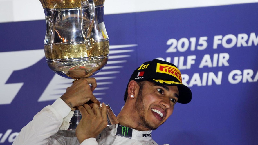 Hamilton ready for Vettel-like title run