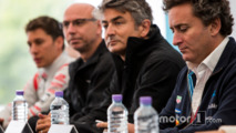 Dragon Racing and Faraday Future press conference, Alejandro Agag - CEO, Formula E Holdings