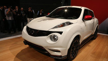 2013 U.S.-spec Nissan Juke Nismo showcased in Chicago 07.02.2013