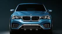 BMW explains the X4 Concept [video]