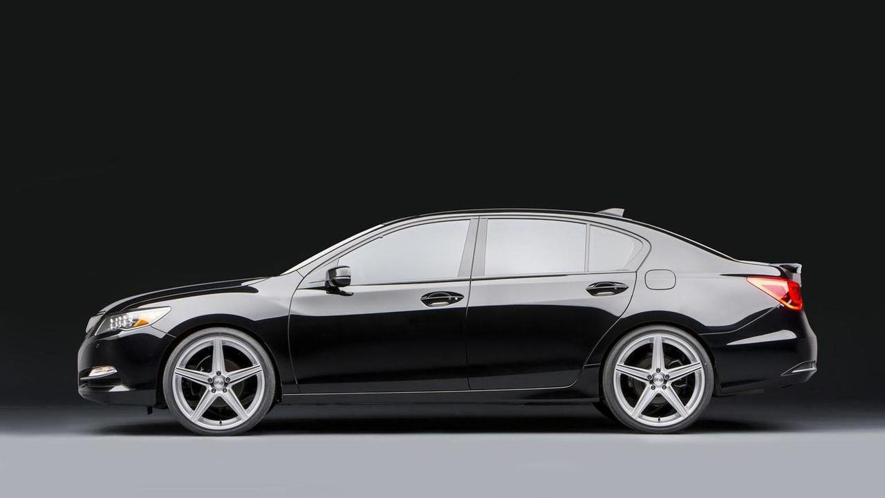 Acura RLX Urban Luxury Sedan concept 05.11.2013