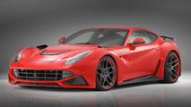 Novitec Rosso F12 N-LARGO revealed
