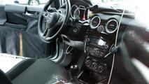 2013 Opel Allegra / Junior interior revealed in latest spy photos
