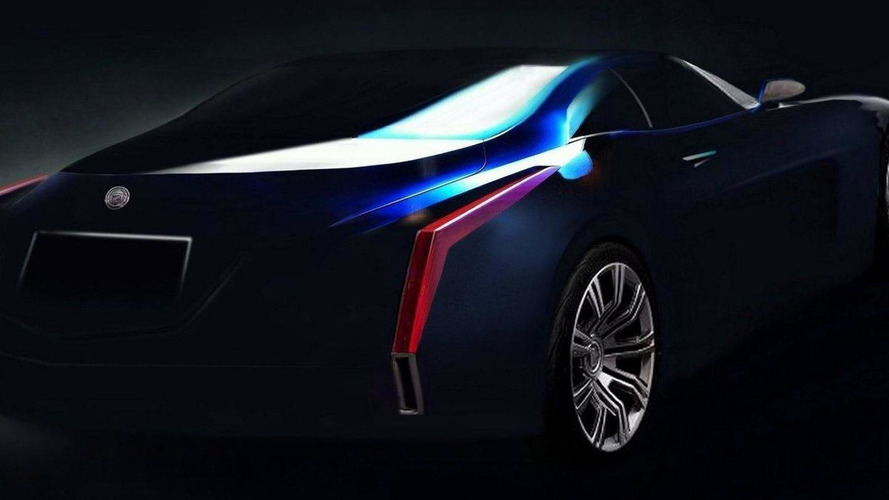 Cadillac concept coming to Pebble Beach, could have a new logo - report