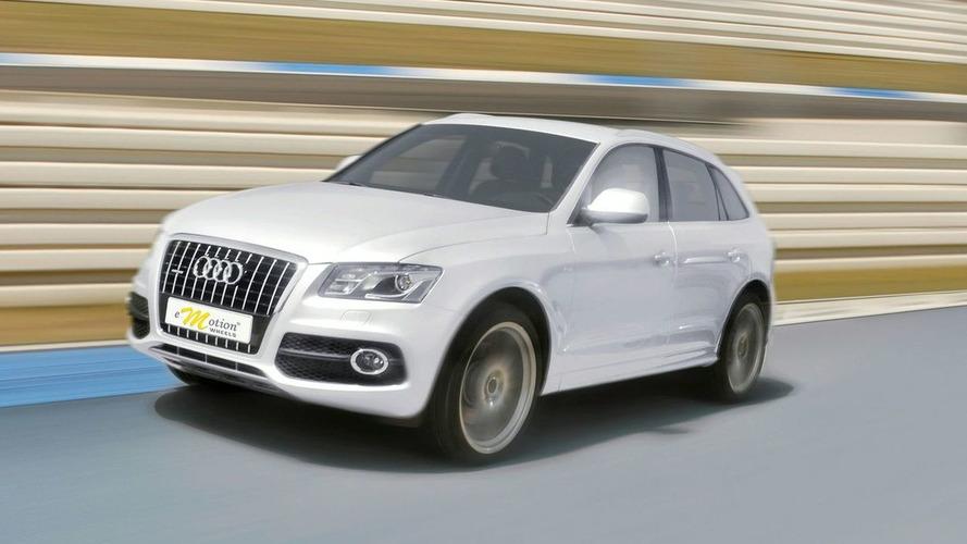 Audi Q5 Presented by Emotion-Wheels and Digi-Tec