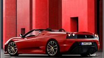 Rendered Speculation: Ferrari 430 Scuderia Spider