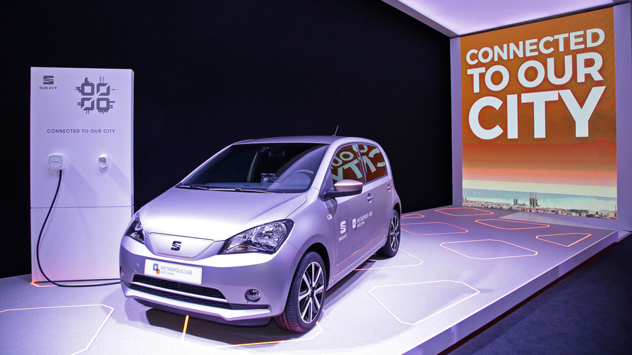 SEAT electric city car prototype debuts in Barcelona