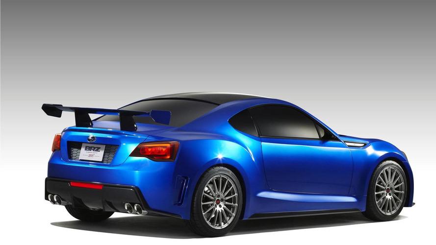 Subaru BRZ STI to be sans turbo and all-wheel drive - report