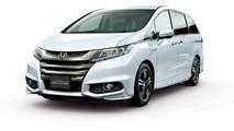 2016 Honda Odyssey Hybrid JDM