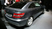 New Mercedes-Benz CLC Public Debut at Geneva