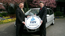 New Ford Focus Obtains TUV Certification