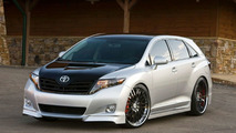 Toyota Venza Sportlux By Street Image For 2008 SEMA