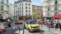 2015 Smart ForTwo & ForFour
