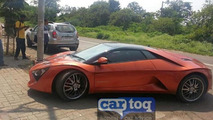 Undisguised DC Avanti spotted on public roads