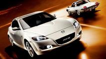 Mazda RX-8 Rotary Engine 40th Anniversary Edition (JA)