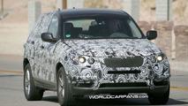 BMW X3 Spied Testing in Death Valley