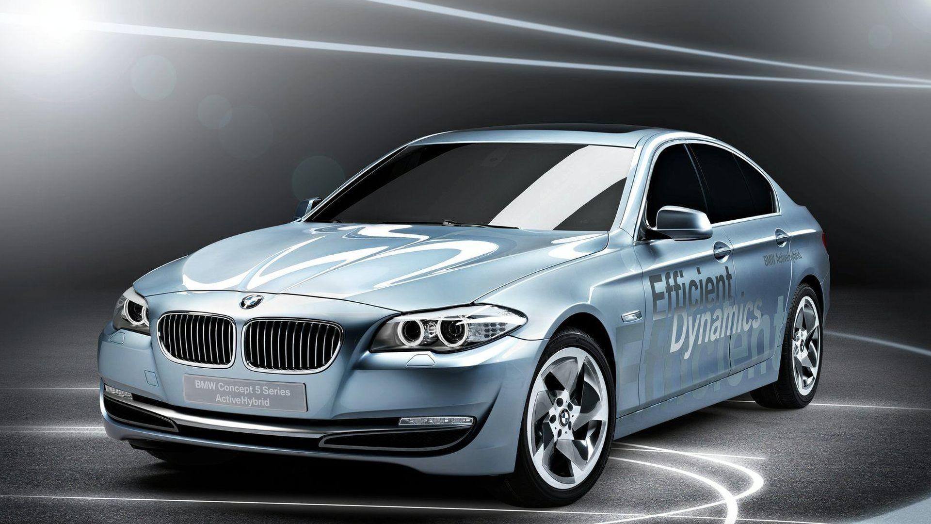 BMW 5-Series hybrid confirmed for 2011, 3-Series hybrid in development
