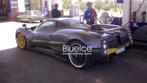 Pagani C9 Prototype Spied Testing In South Africa