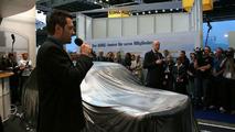 Trabant nT Concept unveiling at 2009 Frankfurt Motor Show