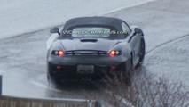 2011 Porsche Boxster next generation first spy photos