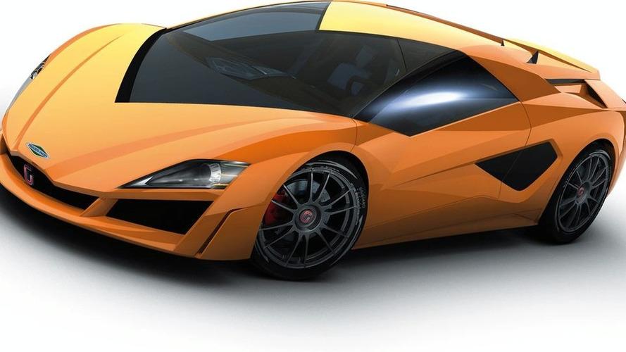 Bristol GT range-extender to hit 200 mph, 100 mpg
