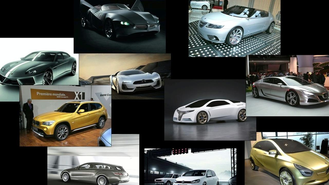 WCF's Top Concept Cars of 2008