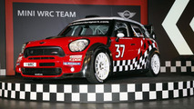 MINI officially launches WRC team