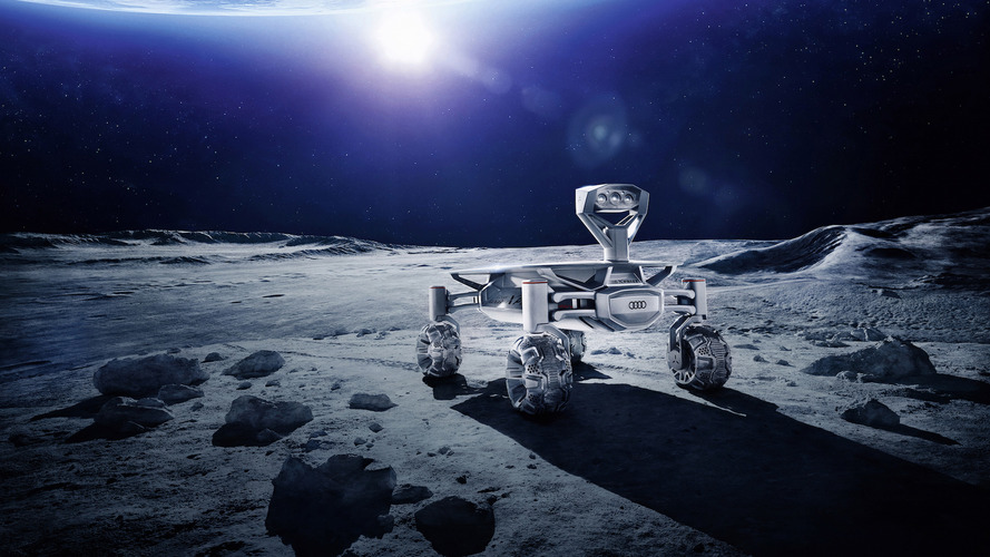 Audi lunar rover just booked its seat on a rocket to the moon