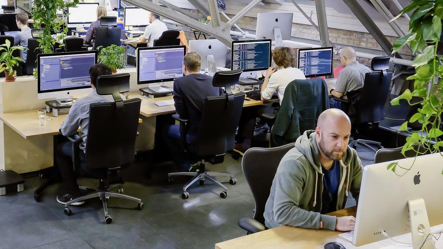 Volkswagen Digital Lab in Berlin
