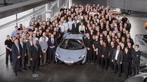 McLaren 570S - McLaren number 10,000