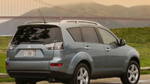 All-New 2007 Mitsubishi Outlander Pricing Announced (US)