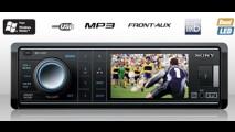 Sony lança o Xplod MEX-V50DT - Aparelho tem TV Digital e DVD Player