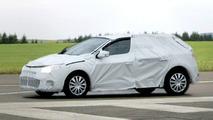 Renault Megane III Spy Photo