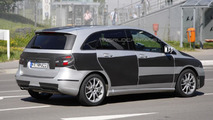 2012 Mercedes B-Class comes into focus - rumors