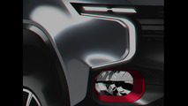 Chevrolet Colorado fuel-cell vehicle teased